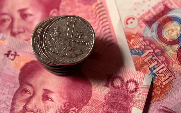 Yuan hits multi-month highs as economy shows signs of stabilization