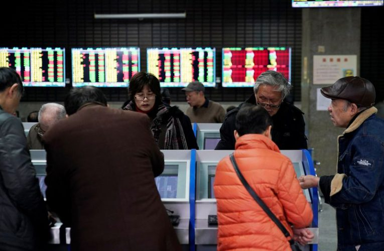 Shares, oil slide as China virus fears intensify; Yen, Treasuries in demand
