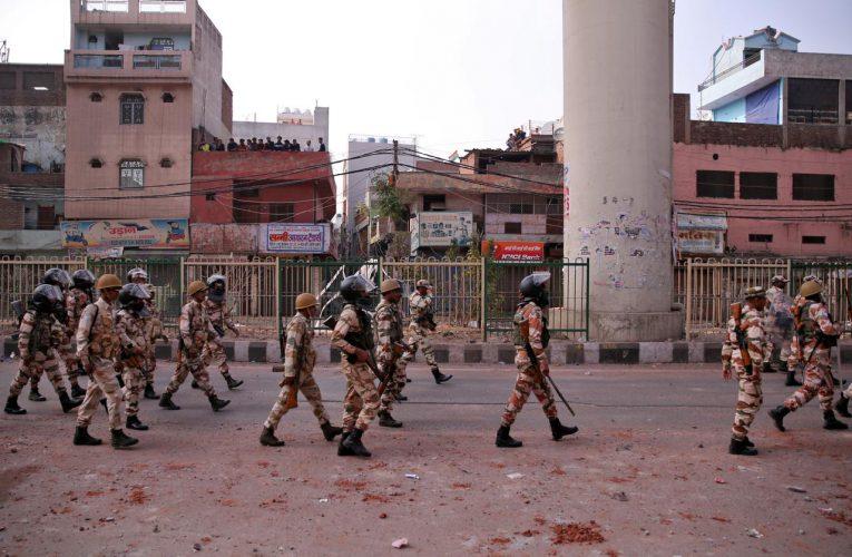 More than a dozen killed, hundreds injured as New Delhi riots overshadow Trump visit