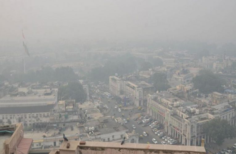 New Delhi is world's most polluted capital for second straight year