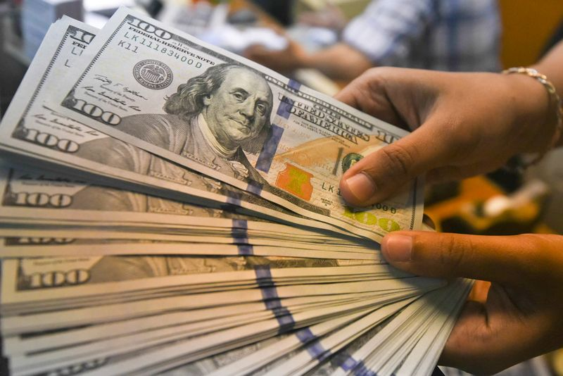 Dollar stands its ground as U.S.-China tensions grow
