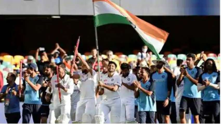 India Go On Top Of World Test Championship Table With Historic Win At Gabba