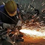 Factory orders, production rise at slowest rates in 8 months in April
